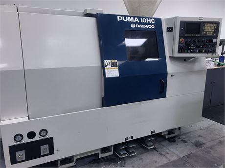 Puma 10HC Autoloader